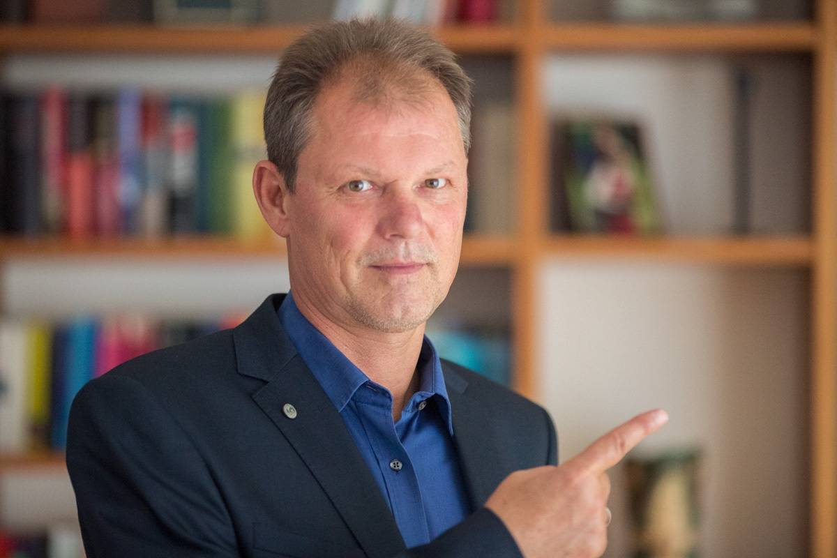 Robin Cyrnik Geschäftsführer Der Profi für Changeprozesse