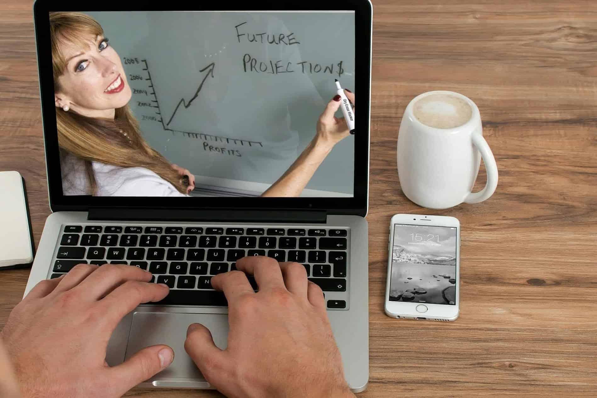 Vertriebskanal-Online-Meetings