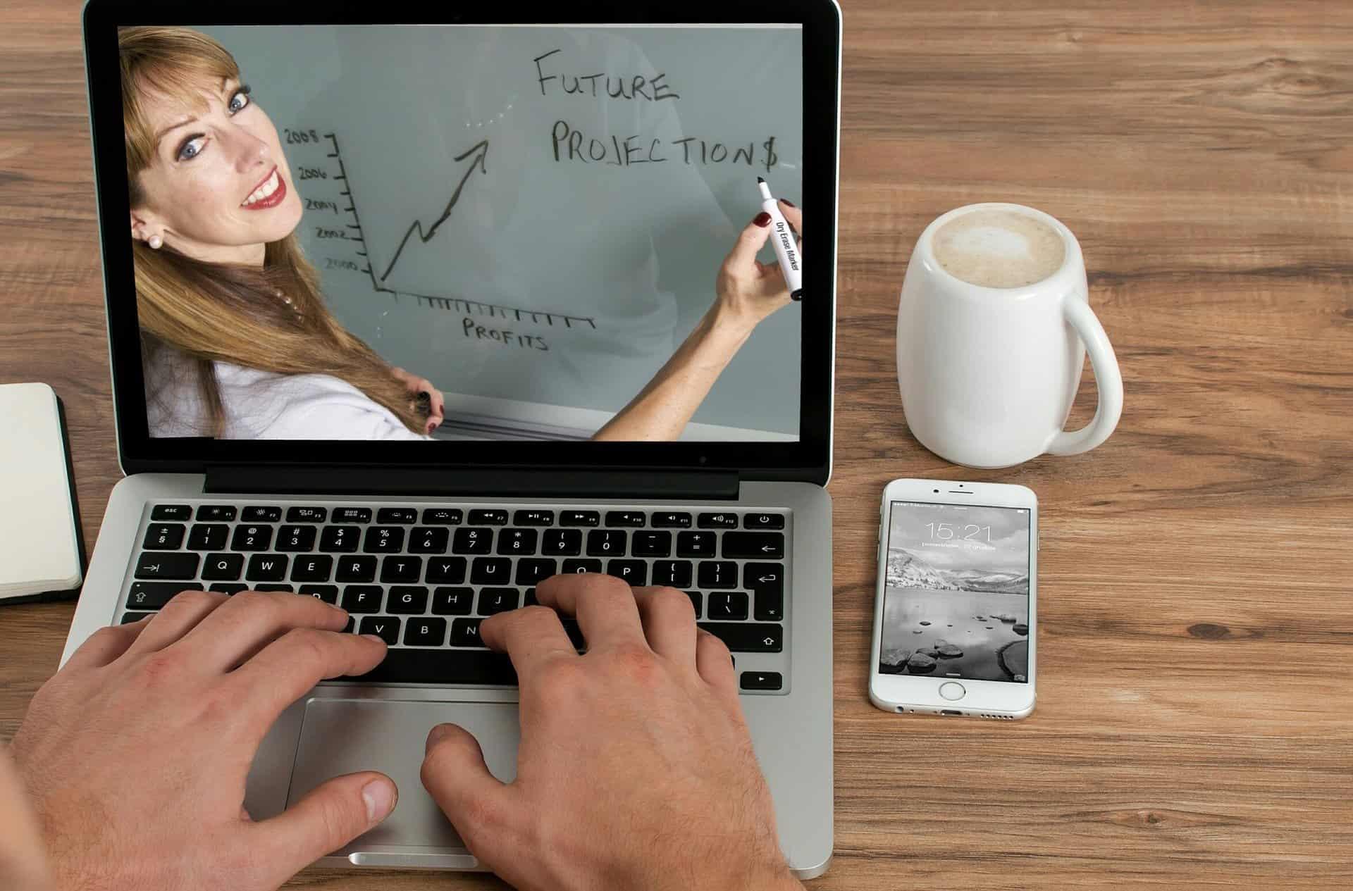 Vertriebskanal Online-Meetings